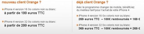 563011920 500x1201 News   Orange naurait que 20 000 iPhone à vendre