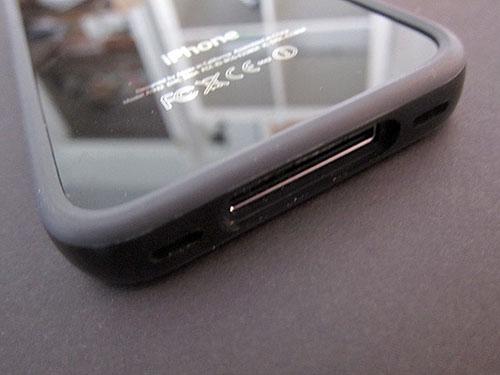 6 iPhone 4   Présentation des coques Bumpers