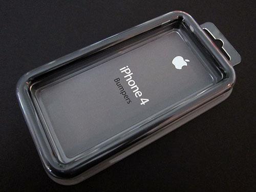 8 iPhone 4   Présentation des coques Bumpers
