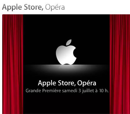 Capture d'écran 2010 06 28 à 13.04.26 News   Apple Store Opéra : ouverture le 3 juillet