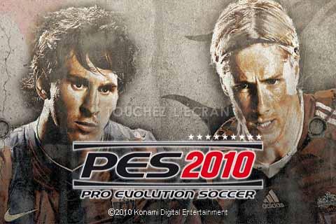 IMG 0003 copy Jeux   PES 2010 : le fameux jeu de simulation de football arrive sur iPhone !