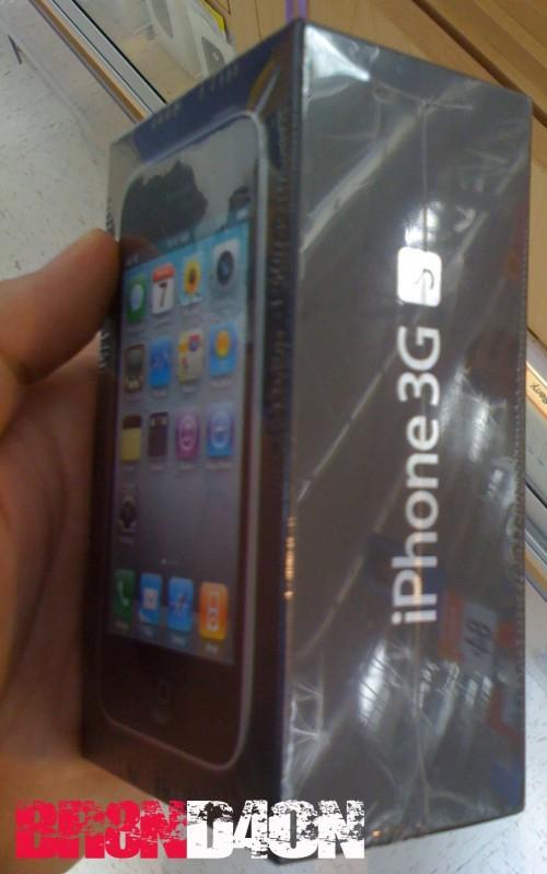 IMG 0069 500x799 News   Les premières livraisons des iPhone 3GS sous liOS 4