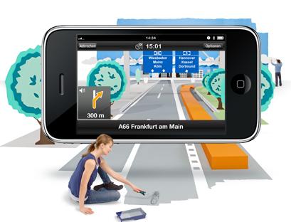 Navigon News   Navigon 1.6 compatible iOS 4 [Vidéo]