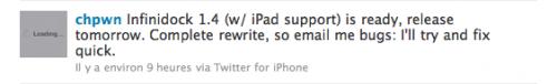 Screen 2010 06 21 à 18.38.53 500x76 Cydia   InfiniDock compatible iPad : sortie prévue pour demain [Vidéo]