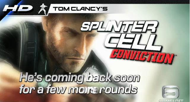 Screen shot 2010 06 11 at 3.05.15 PM1 Jeux   Gameloft publie de nouveaux screenshots de Splinter Cell HD
