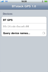 btgps1 160x2401 Cydia   Mise à jour de BTStack GPS en 1.3