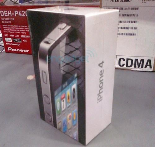 iPhone 4 Boite 500x475 News   Photo de la boite de liPhone 4