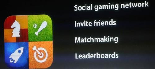 iphone4 game center 500x223 Tutoriel   Installer le GameCenter sur iPhone Jailbreak iOS 4