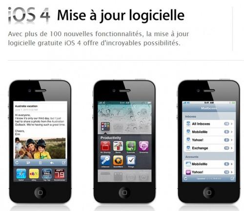 iphone4ios4 500x432 Cydia   Liste des applications compatibles/non compatibles avec liOS 4