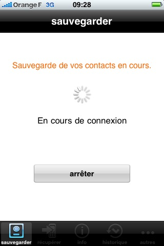 mzl.mslhnwrz.320x480 75 AppStore   Orange sort lapplication Sauvegarde Contacts