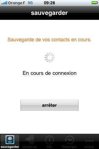 mzl.mslhnwrz.320x480 75 AppStore   Orange sort lapplication Sauvegarde Contacts