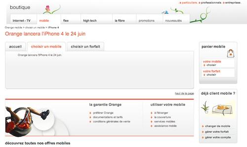 opefrance News   Les opérateurs français confirment la sortie en France de liPhone 4 le 24 Juin