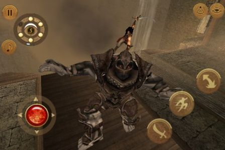 prince of persi iphone 2 m Jeux   Prince of Persia enfin disponible sur lAppStore