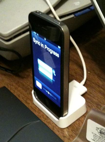 screen shot 2010 06 24 at 2 42 33 pm News   Le Dock de liPhone V1 est compatible avec liPhone 4