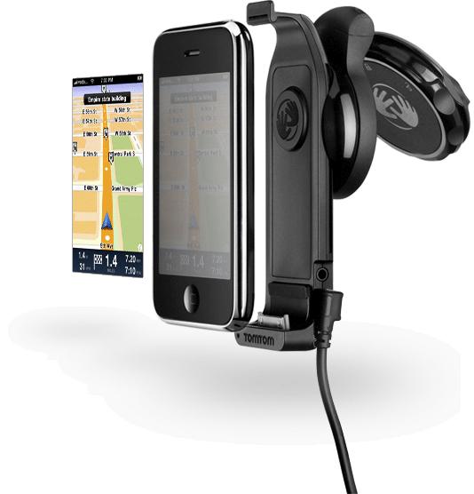 tomtom iphone car kit 1 Tests   Référencement des accessoires compatibles iPhone4