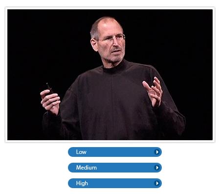 wwdc Vidéo   Vous pouvez maintenant regarder en HD la WWDC du 7 Juin 2010