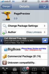 112 160x240 Cydia   PagePreview enfin disponible sur le Cydia Store [Vidéo]