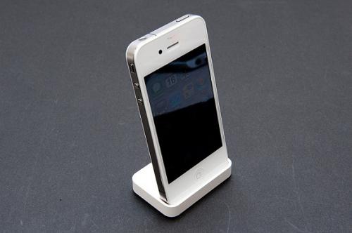 36190 500 News   iPhone 4 : Premières photos du modèle blanc