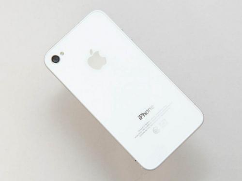 36191 500 News   iPhone 4 : Premières photos du modèle blanc