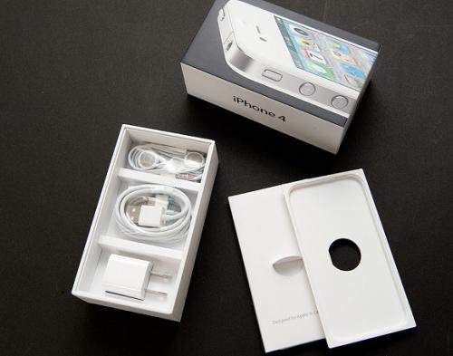 36193 500 News   iPhone 4 : Premières photos du modèle blanc
