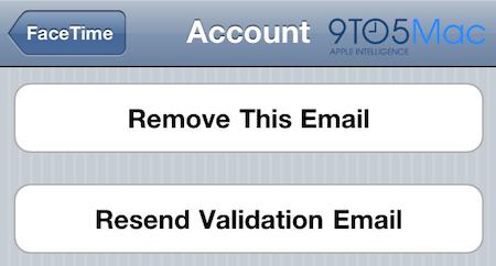56074 997 facetime sur ipod touch base sur un e mail Rumeurs   FaceTime pour iPod Touch : utilisation de mail ?