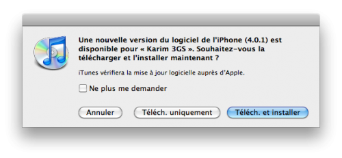 IMG  2010 07 15 à 20.39.45 500x231 News   iOS 4.0.1 disponible en téléchargement sur iTunes [EDIT]