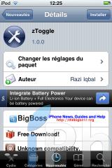 IMG 00022 160x240 Cydia   zToogle : un soft vous permettant dactiver/désactiver les fonctionnalités de liOS 4