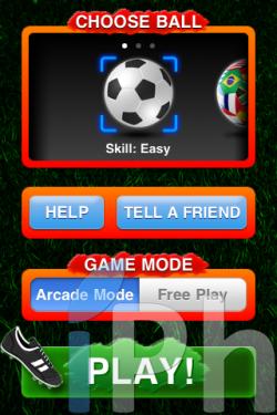 IMG 0394 250x375 Jeux   ARFootball : faites du football avec la réalité augmentée [Vidéo]