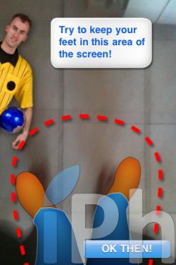 IMG 0396 250x375 Jeux   ARFootball : faites du football avec la réalité augmentée [Vidéo]