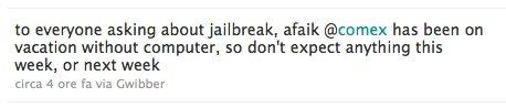 Schermata 2010 07 17 a 04.59.29 Jailbreak News   Loutil de jailbreak de comex ne sortira pas avant quelques jours