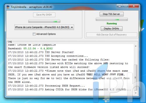 Screen 2010 07 15 à 12.46.23 500x353 Tutoriel   Sauvegarder votre ECID en 4.0 [Windows | Mac | Linux]