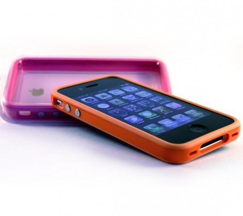 bumper iphone4 500x445 News   iPhone 4 : Apple a commencé à expédier les bumpers