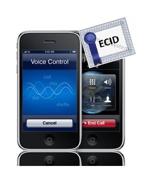 ecid News   Apple met en place un système de sécurité sur iPhone 3G et iPod Touch 2G