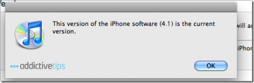 iOS 4.1 500x163 News   Un iOS 4.1 pour bientôt : confirmation dun employé dApple[EDIT]