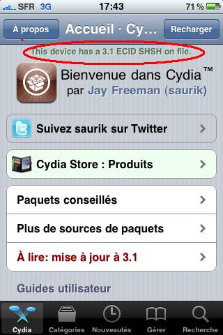 img0039 News   Apple met en place un système de sécurité sur iPhone 3G et iPod Touch 2G