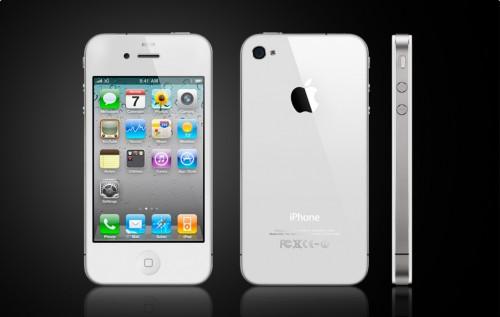 iphone4white 500x317 News – Les raisons du retard de l'iPhone 4 blanc