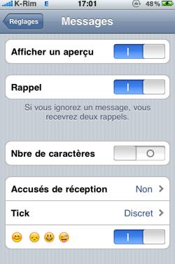 iphonedelivery iph Cydia   iPhoneDelivery 0.3.6.3 : Accusé de réception sur iPhone