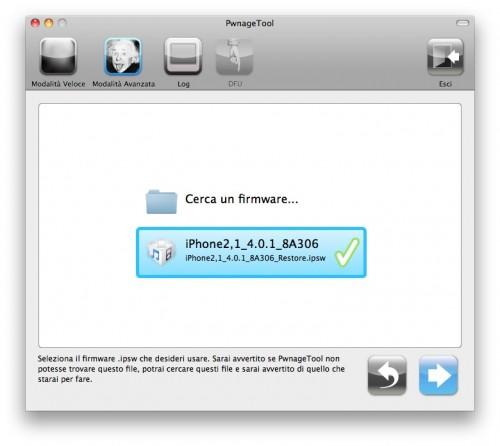 jailbreak 500x446 Tutoriel   Jailbreak iOS 4.0.1 iPhone 3GS 3.1.2 old iBoot [PwnageTool]