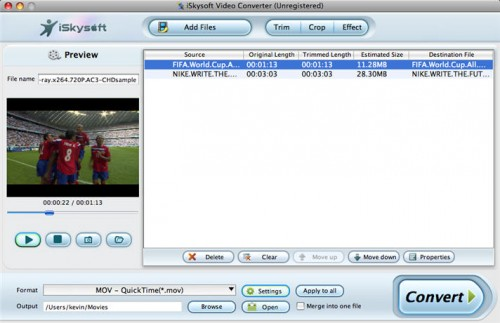 load 500x323 News   DVD to iPhone Converter : gratuit pendant un temps limité !