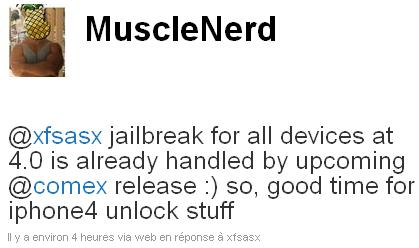 muscle comex Jailbreak News   Comex à réussi le Jailbreak de tous les appareils sous iOS 4