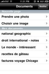 mzl.jkkfsvjt.320x480 75 160x240 AppStore iOS 4   Genius Scan : Transformer liPhone en scanner de poche [GRATUIT]