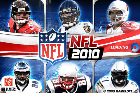 nfl 2010 iphone ipod 0111 Jeux   Promo Gameloft : 2 jeux à 0.79 €