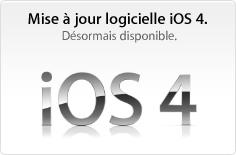 promo ios4 20100621 News   la mise à jour de liOS en 4.0.1 fait débat sur la toile