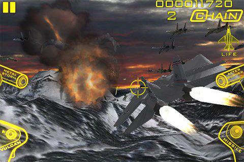13 Jeux   Top Gun 2 enfin disponible sur lAppStore