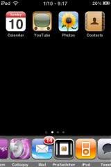 2 Cydia   Mise à jour de InfiniDock en version 1.5 : compatible iOS 4