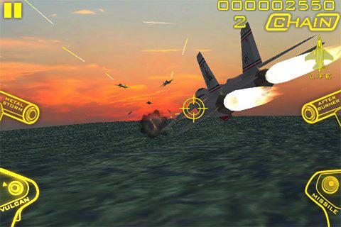 23 Jeux   Top Gun 2 enfin disponible sur lAppStore