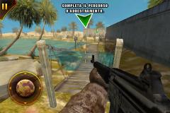 23 AppStore   Modern Combat: Sandstorm mis à jour pour liOS 4 et liPhone 4 [Vidéo]