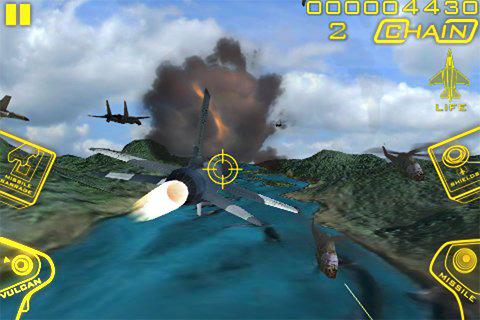 33 Jeux   Top Gun 2 enfin disponible sur lAppStore