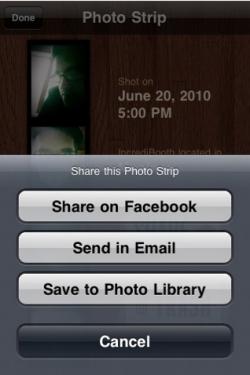 4 250x375 AppStore   Lapplication de la semaine : IncrediBooth