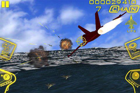 5 Jeux   Top Gun 2 enfin disponible sur lAppStore